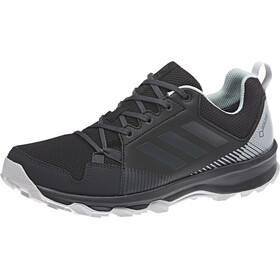 adidas TERREX TraceRocker GTX Trail-Running Shoes Women Core Black/Carbon/Ash Green